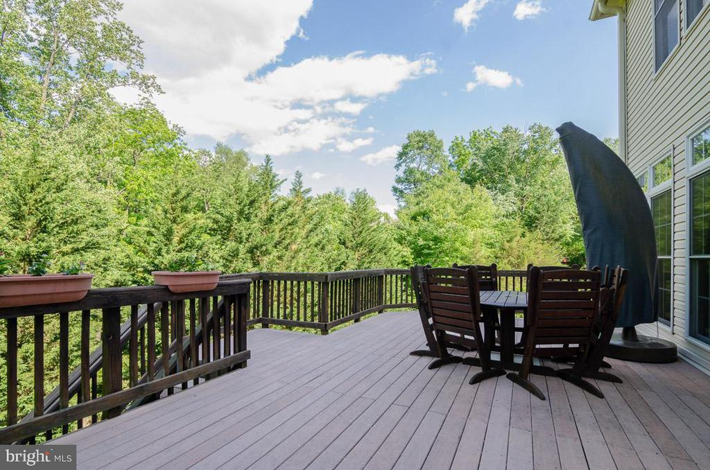 Large Deck - 1641 WHITE PINE DR, VIENNA