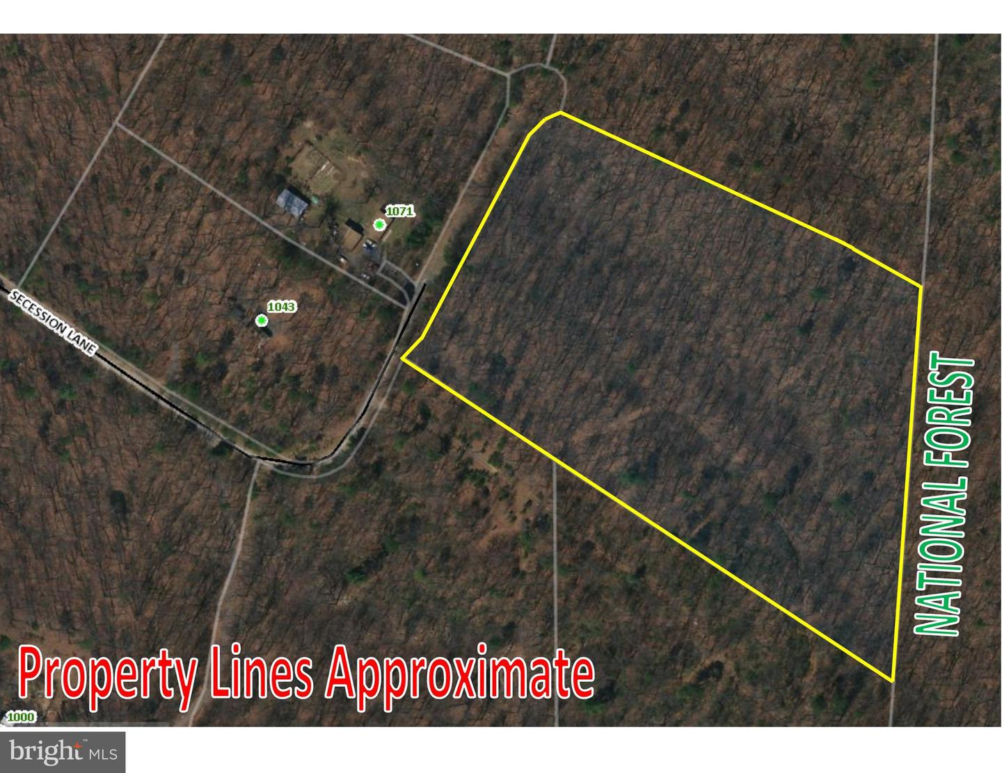 Land for Sale at 0 Secession Ln New Market, Virginia 22844 United States