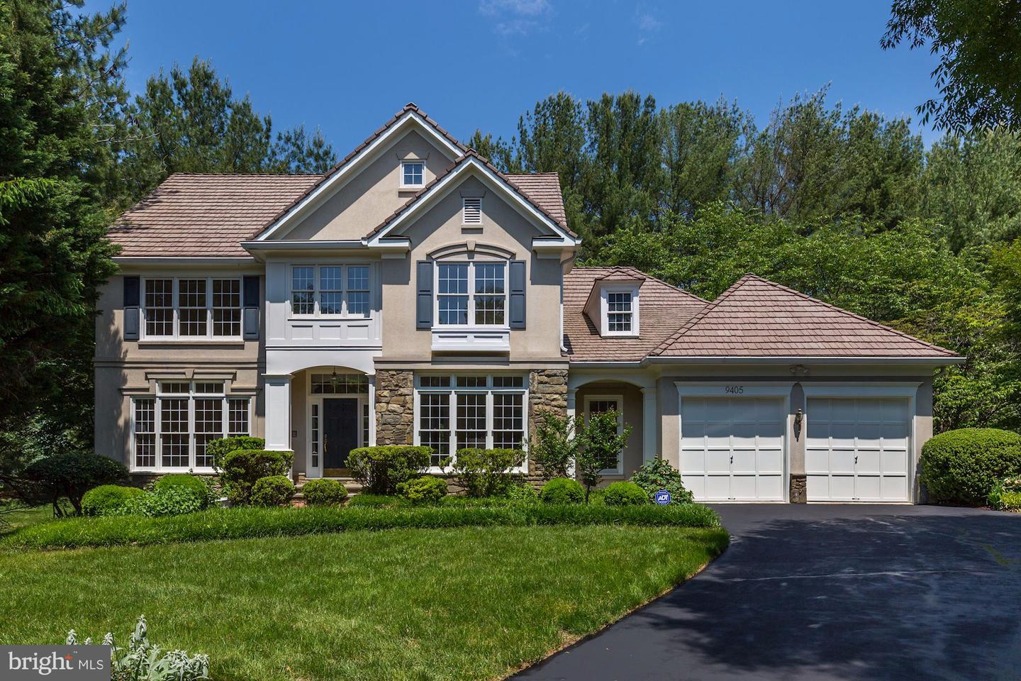 Single Family for Sale at 9405 Wing Foot Ct 9405 Wing Foot Ct Potomac, Maryland 20854 United States