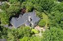 Privacy abounds on the treelined property - 10010 HIGH HILL PL, GREAT FALLS