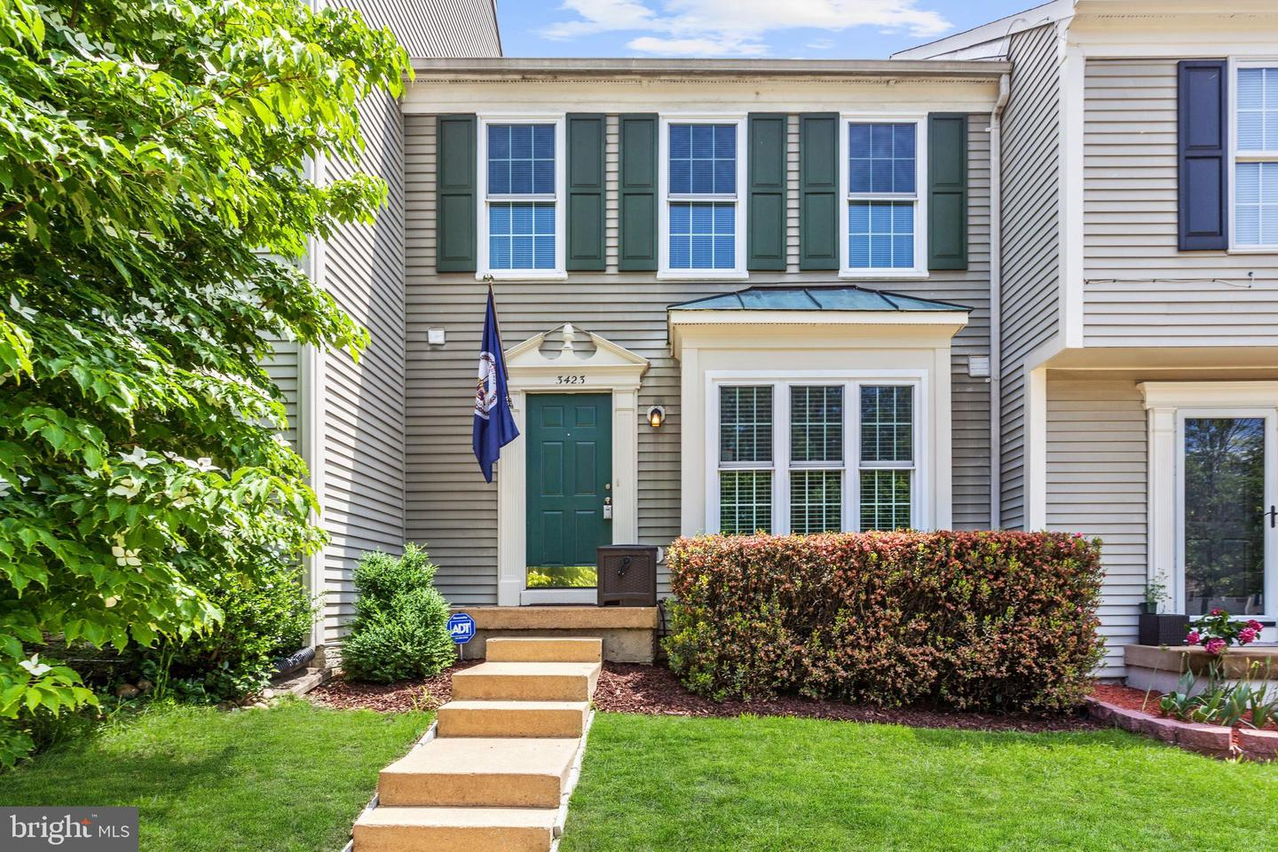 Single Family for Sale at 3423 Tuckahoe Ct Dumfries, Virginia 22026 United States