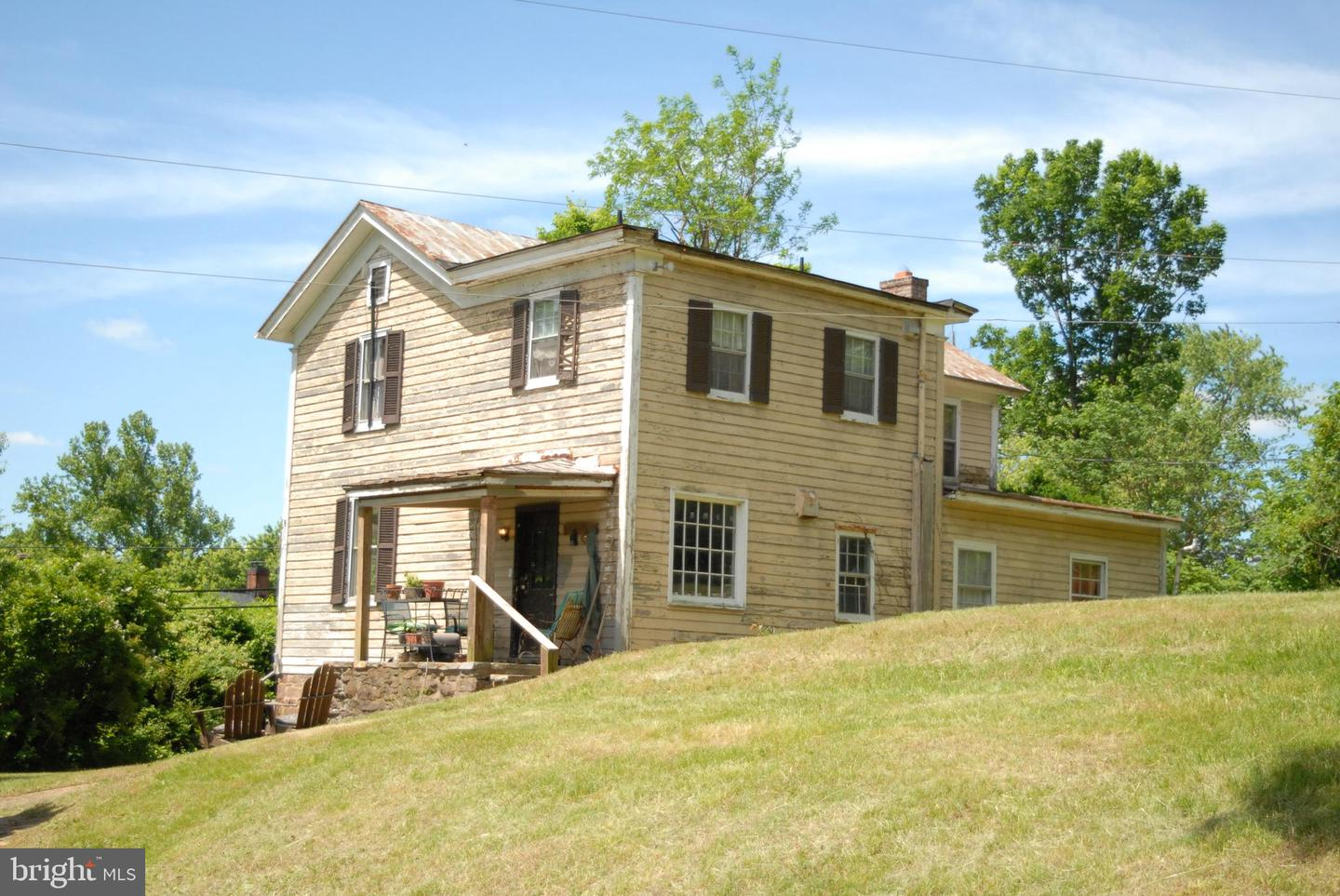 Single Family for Sale at 39250 John Mosby Hwy Aldie, Virginia 20105 United States