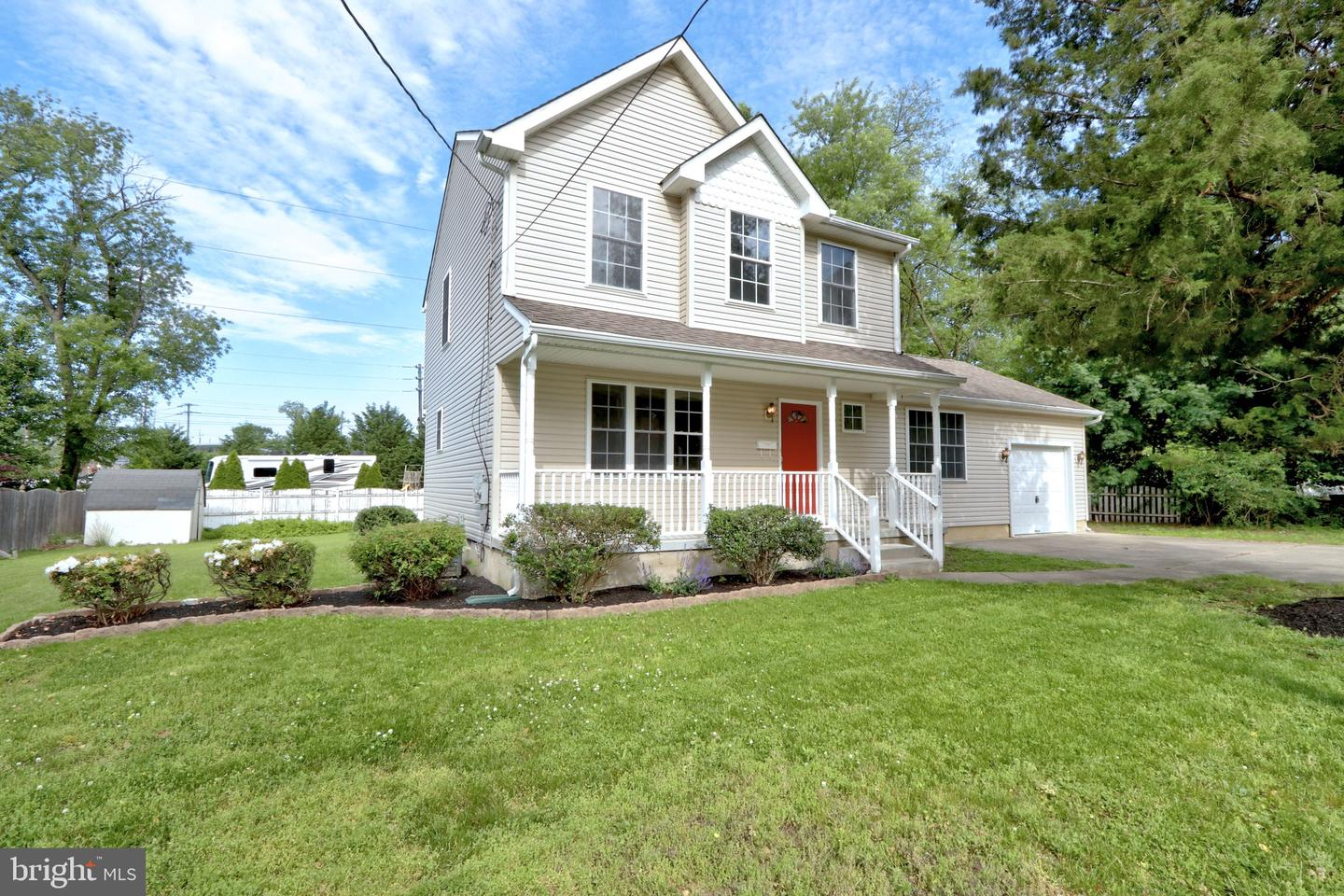 Single Family Home for Sale at Glendora, New Jersey 08029 United States