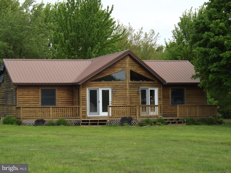 Single Family Homes för Försäljning vid Elk Garden, West Virginia 26717 Förenta staterna