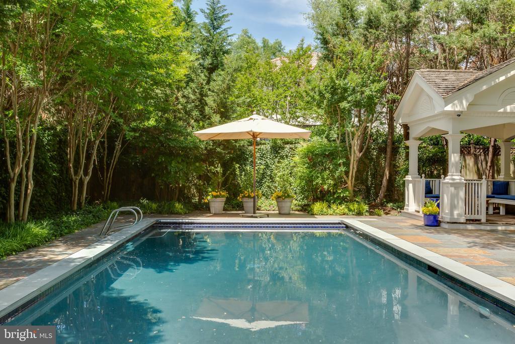 Pool - 3601 NEWARK ST NW, WASHINGTON