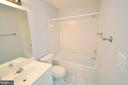 Master Bathroom - 21012 TIMBER RIDGE TER #203, ASHBURN
