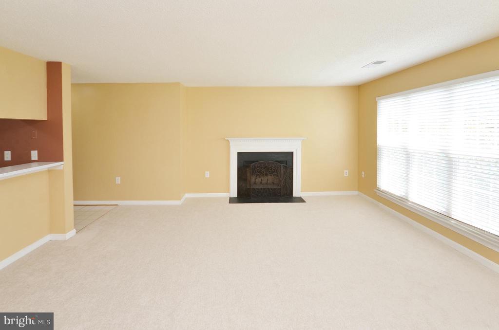 Spacious Living Room - 21012 TIMBER RIDGE TER #203, ASHBURN