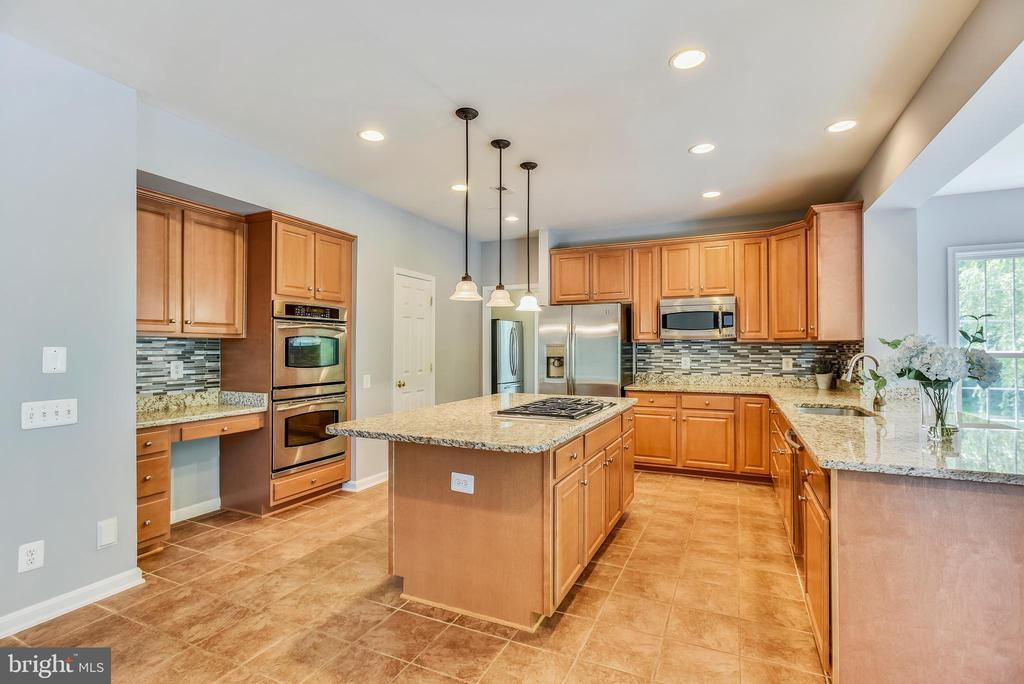 Gourmet Chef Kithen - 43860 PINEY STREAM CT, CHANTILLY