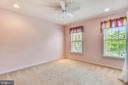 Bedroom #2 - 43860 PINEY STREAM CT, CHANTILLY