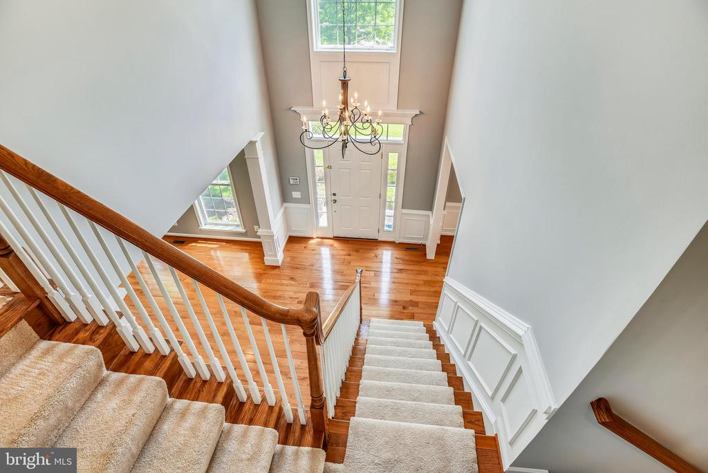 Upstairs - 43860 PINEY STREAM CT, CHANTILLY
