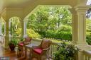 Wraparound Porch - 3601 NEWARK ST NW, WASHINGTON