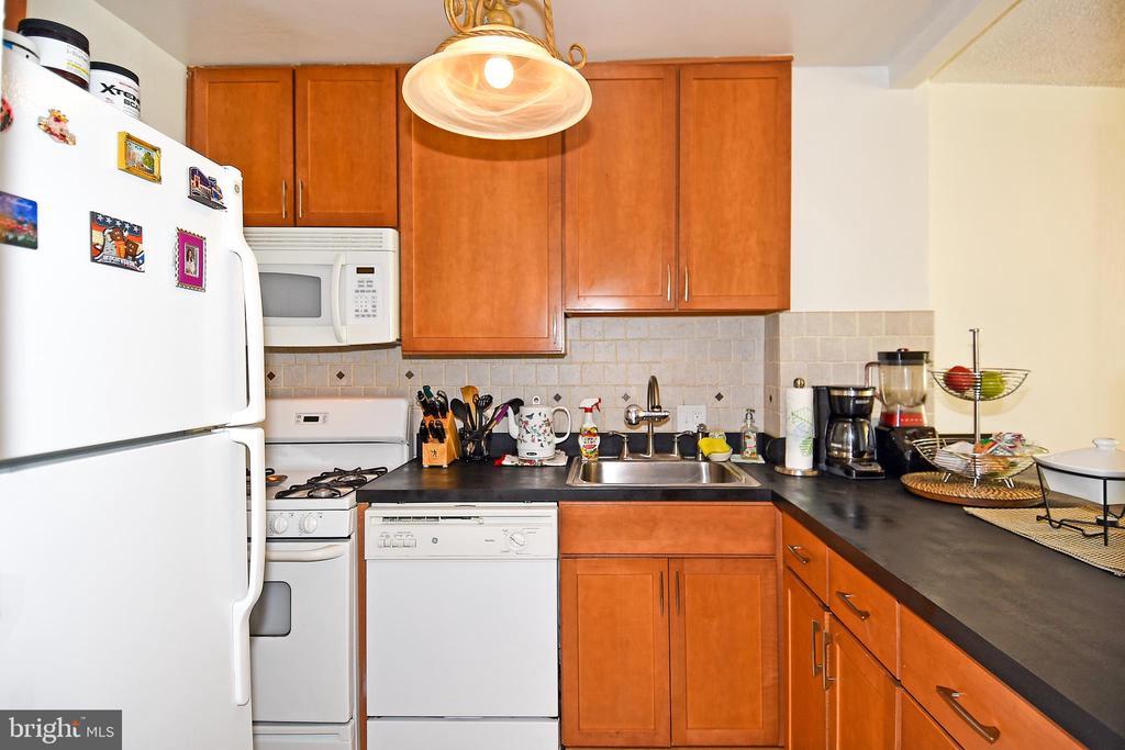 Kitchen - 1330 NEW HAMPSHIRE AVE NW #311, WASHINGTON