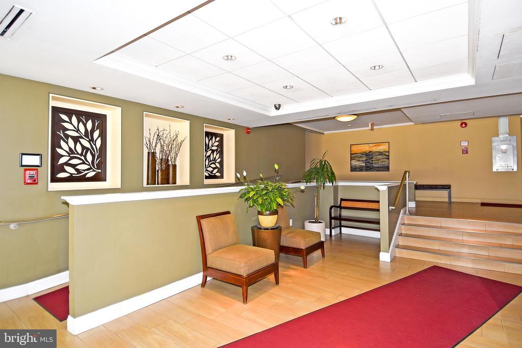 Lobby w/24 hr Receptionist - 1330 NEW HAMPSHIRE AVE NW #311, WASHINGTON