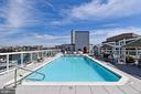 Relaxing Rooftop Pool w/Incredible Views - 1330 NEW HAMPSHIRE AVE NW #311, WASHINGTON
