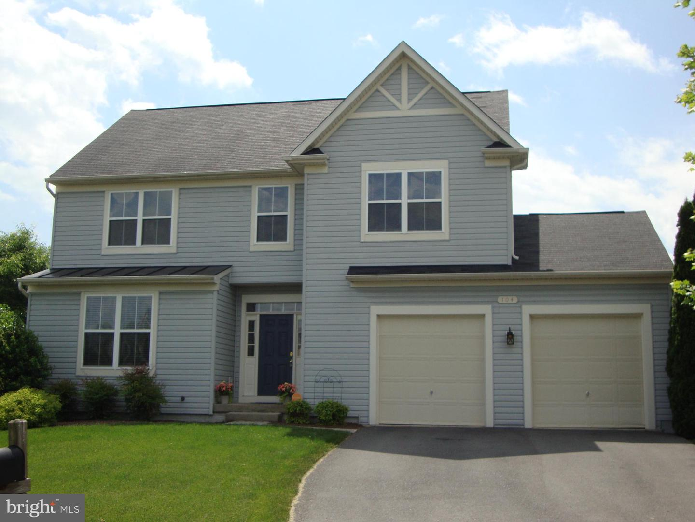 Single Family for Sale at 104 Cheltenham Dr 104 Cheltenham Dr Stephens City, Virginia 22655 United States