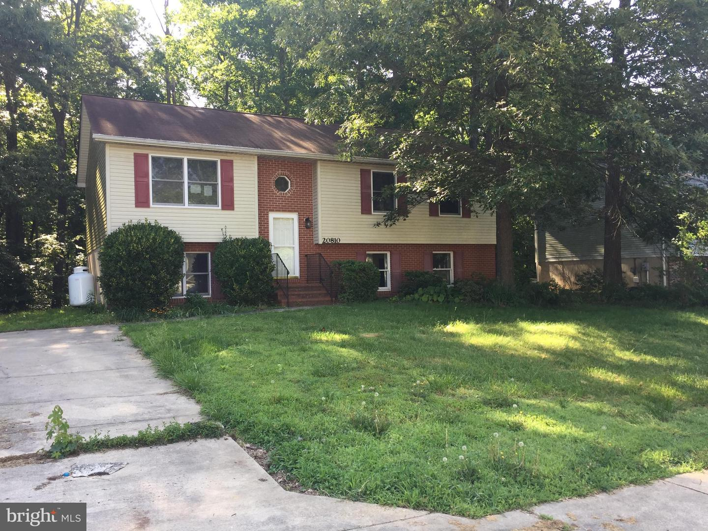 Single Family for Sale at 20810 Wolftrap St Lexington Park, Maryland 20653 United States