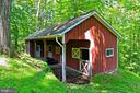 Three stall barn - 8317 CATHEDRAL FOREST DR, FAIRFAX STATION