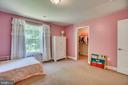 Bedroom 4 with Walk in Closet! - 2714 BROOKE RD, STAFFORD