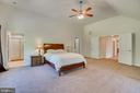 Master Bedroom - 2714 BROOKE RD, STAFFORD