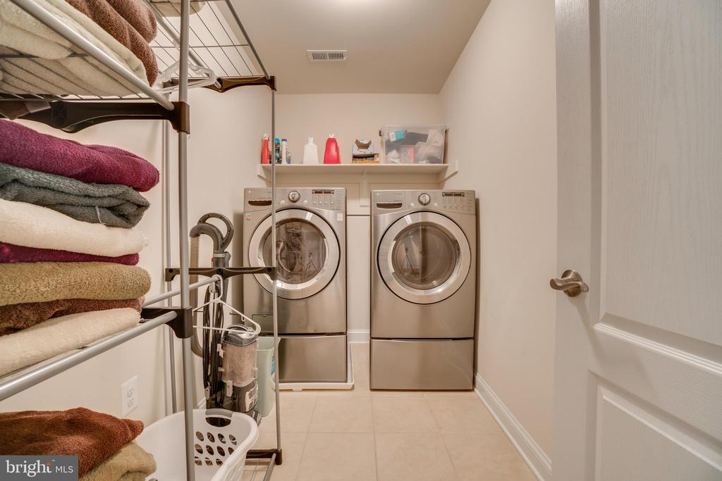 Upstairs Laundry Room - 2714 BROOKE RD, STAFFORD