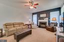 Ceiling Fan - 2714 BROOKE RD, STAFFORD