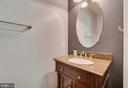 Main Level Powder Room - 2714 BROOKE RD, STAFFORD
