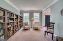 Crown Molding - 2714 BROOKE RD, STAFFORD