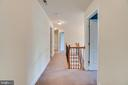 Upstairs Hall - 2714 BROOKE RD, STAFFORD