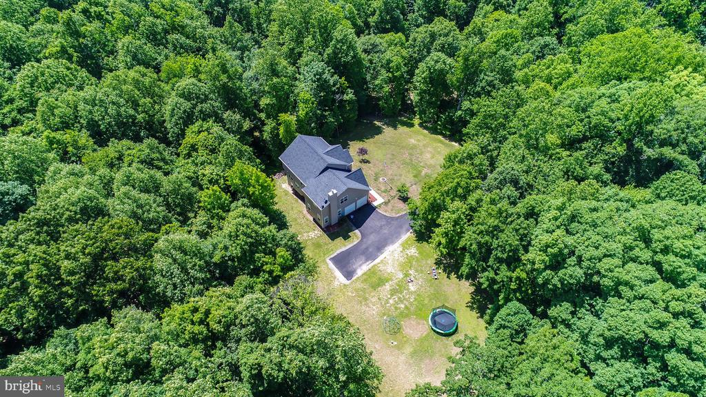 Aerial View of Property - 2714 BROOKE RD, STAFFORD
