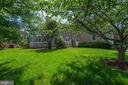 Beautiful treed setting - 22978 LOIS LN, BRAMBLETON