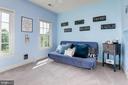 Relaxing meditation room - 22978 LOIS LN, BRAMBLETON