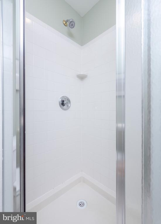 Shower in Lower Level Bath - 1978 LOGAN MANOR DR, RESTON