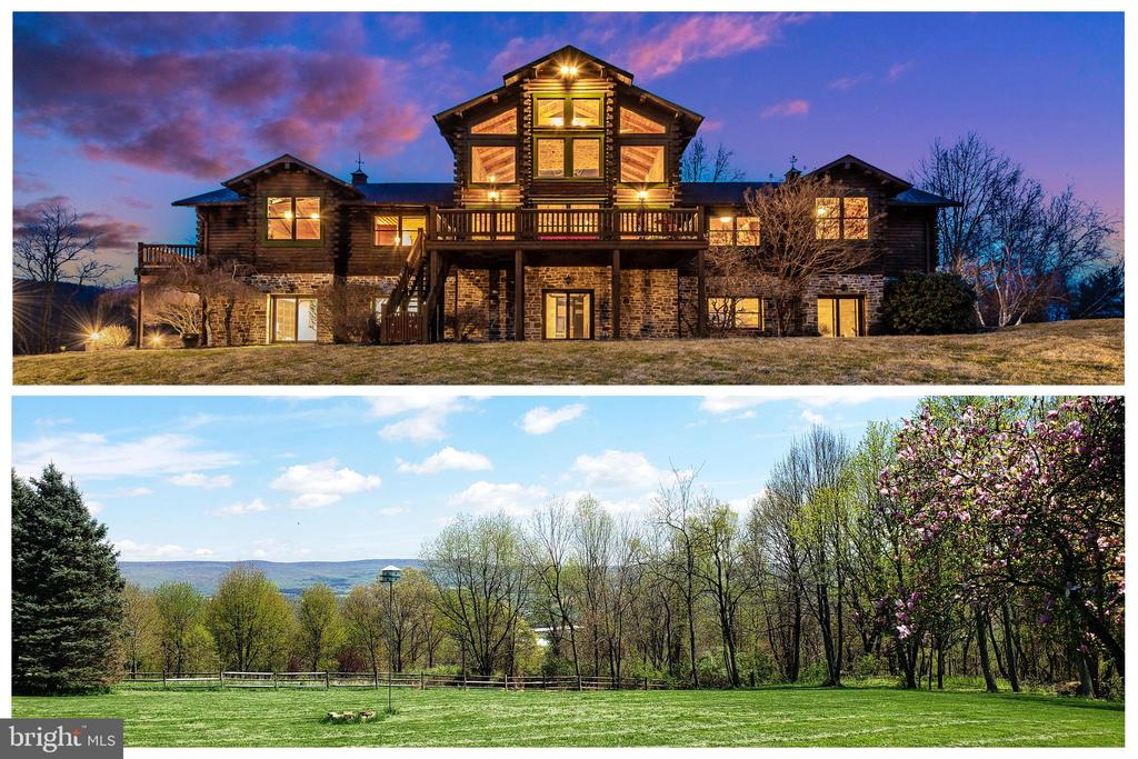 Custom Home in Myersville, MD.  Views for Miles! - 2315 MICHAEL RD, MYERSVILLE