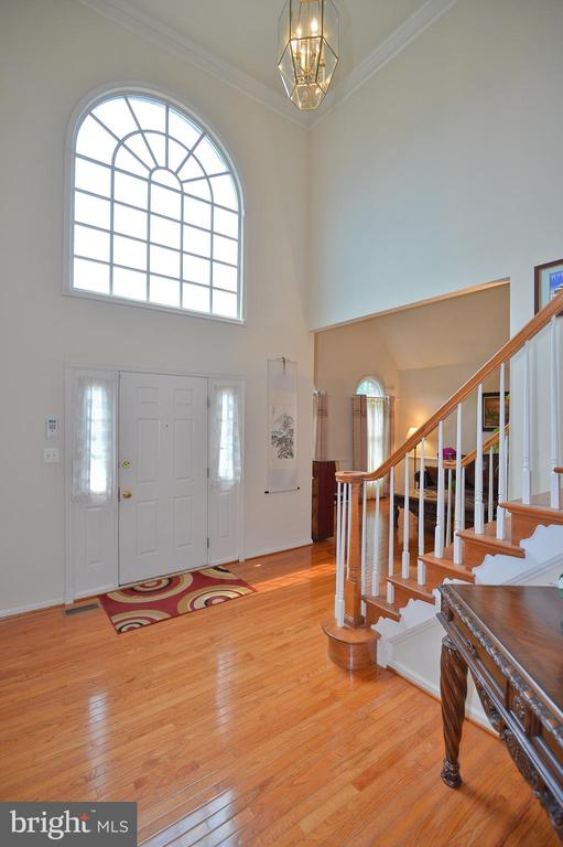 Hallway - 5111 HIRST VALLEY WAY, CENTREVILLE