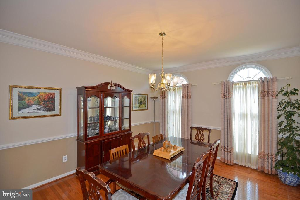 Dining Room - 5111 HIRST VALLEY WAY, CENTREVILLE
