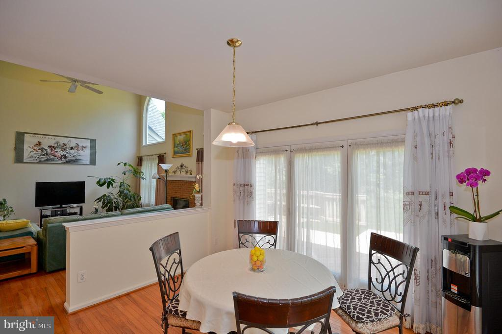 Breakfast Room - 5111 HIRST VALLEY WAY, CENTREVILLE