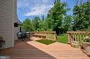 Deck - 5111 HIRST VALLEY WAY, CENTREVILLE