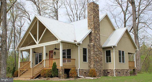 Single Family Homes للـ Sale في Linden, Virginia 22642 United States