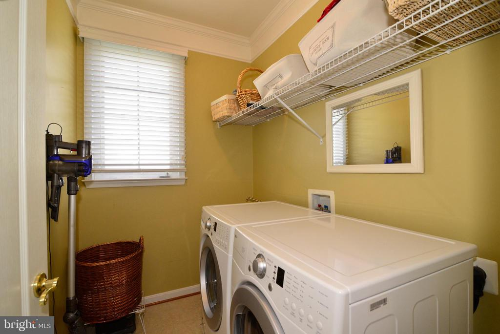 Laundry Room Main level - 43198 ARBOR GREENE WAY, BROADLANDS