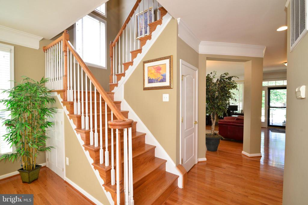 Staircase - 43198 ARBOR GREENE WAY, BROADLANDS