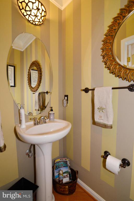 Powder Room Main Level - 43198 ARBOR GREENE WAY, BROADLANDS