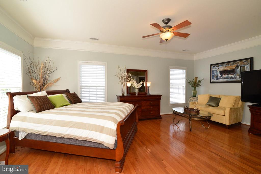 Master Bedroom w/Sitting area - 43198 ARBOR GREENE WAY, BROADLANDS