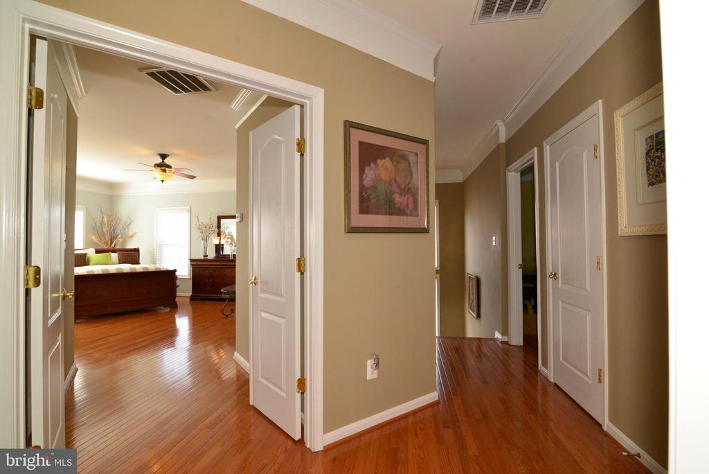 Upstairs Hallway - 43198 ARBOR GREENE WAY, BROADLANDS