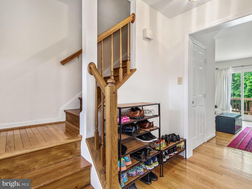 Foyer - Stairs - 12706 PERCHANCE TER, WOODBRIDGE