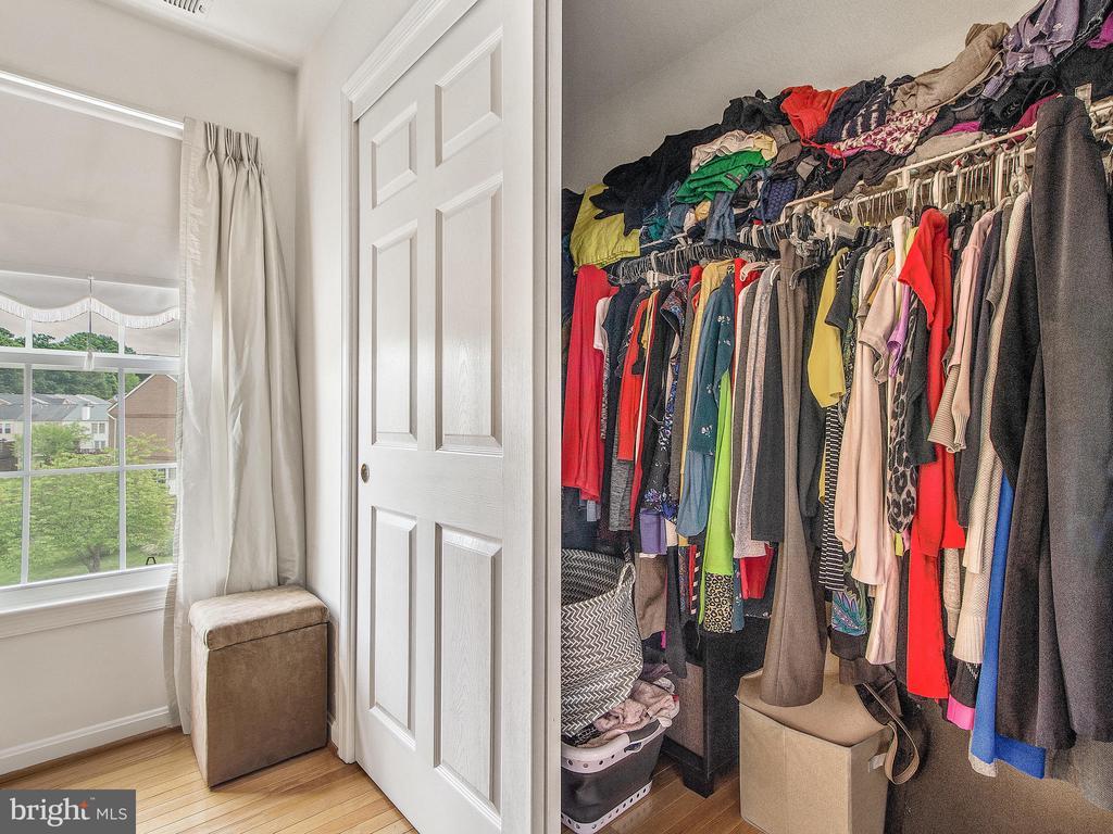 Master Bedroom - Large Closet Area - 12706 PERCHANCE TER, WOODBRIDGE