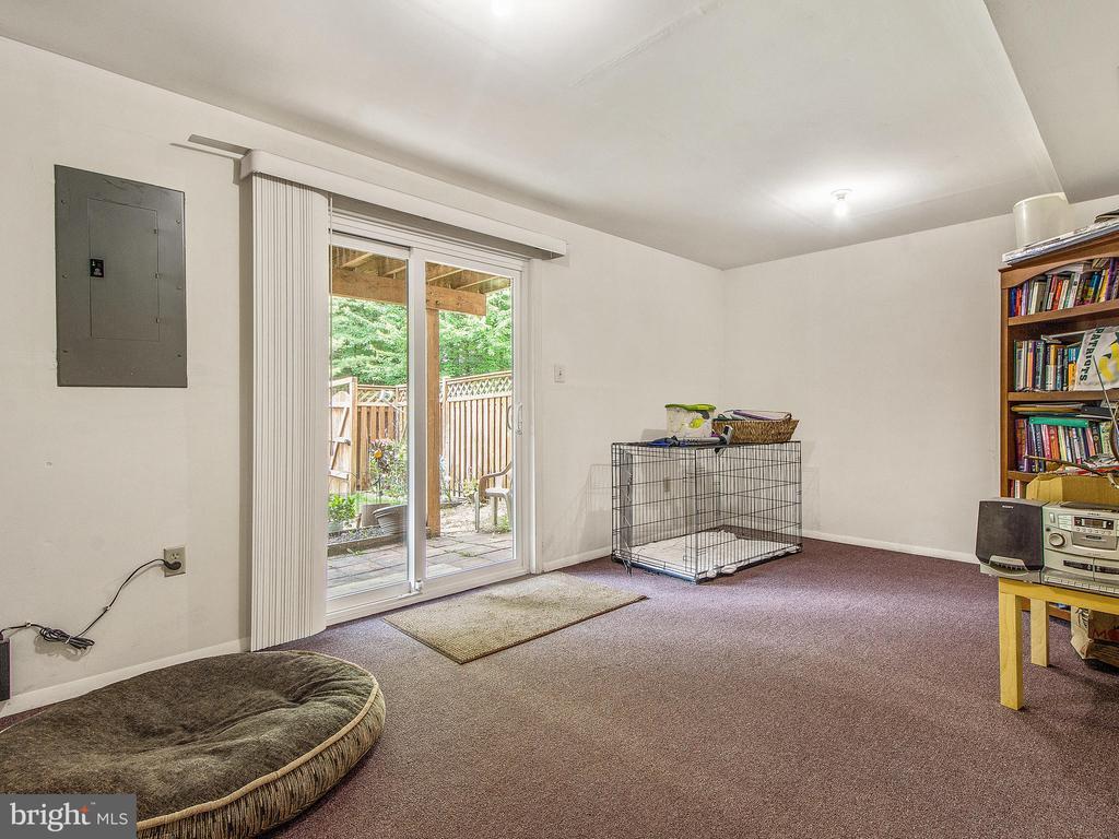 Basement Family Room 1 - 12706 PERCHANCE TER, WOODBRIDGE