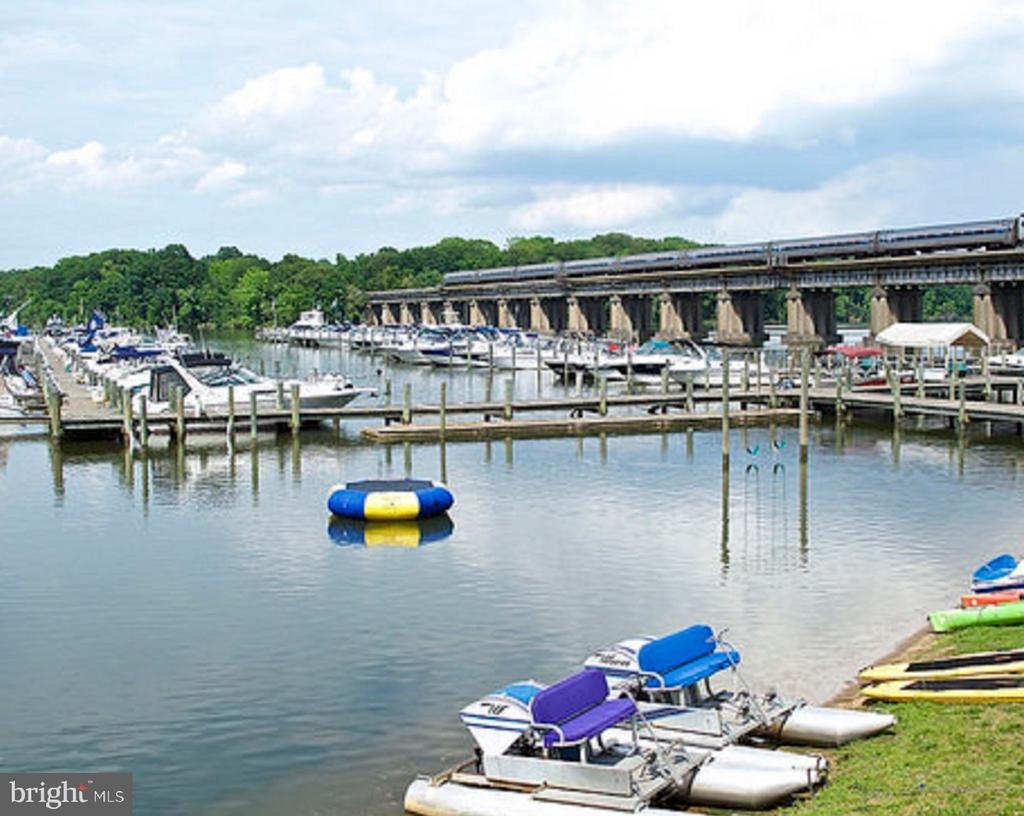 Hope Springs Marina is only a short drive - 2714 BROOKE RD, STAFFORD