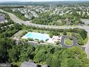 Aerial Photos of Pool - 43198 ARBOR GREENE WAY, BROADLANDS