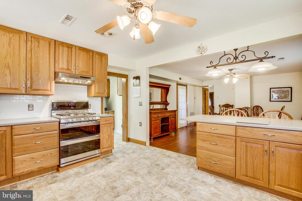 Kitchen - 10455 WHISPER FARM LN, LOCUST GROVE