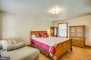 Upper-level bedroom - 10455 WHISPER FARM LN, LOCUST GROVE